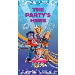 Zingzillas Party Door Banner