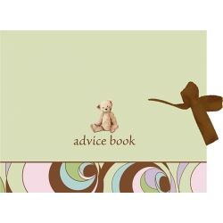 Parenthood Baby Shower Advice Book