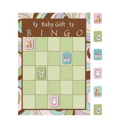 Parenthood Party Baby Shower Bingo Game