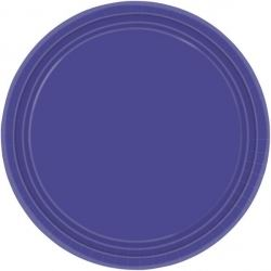 Purple Party Plates