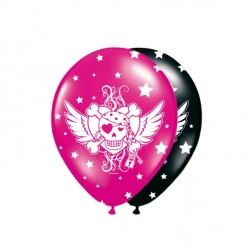 Pirate Girl Party Balloons