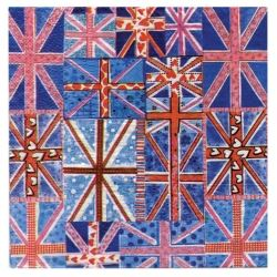 Union Jack Party Napkins