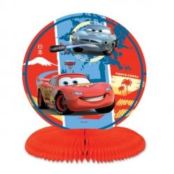 Cars  World Tour Party Table Centrepiece