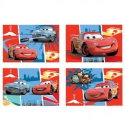 Cars Party Favour Jigsaw Puzzles