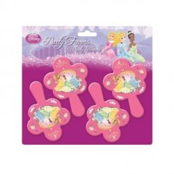 Princess Journey Party Favour Mirrors