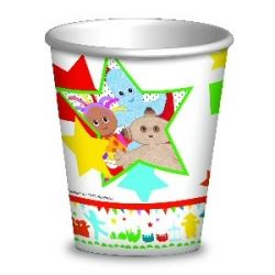 In The Night Garden Party Cups
