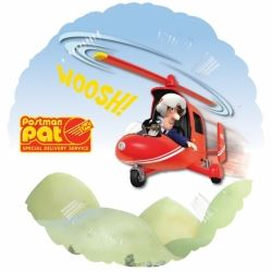 Postman Pat Super Clear Party Foil Balloons