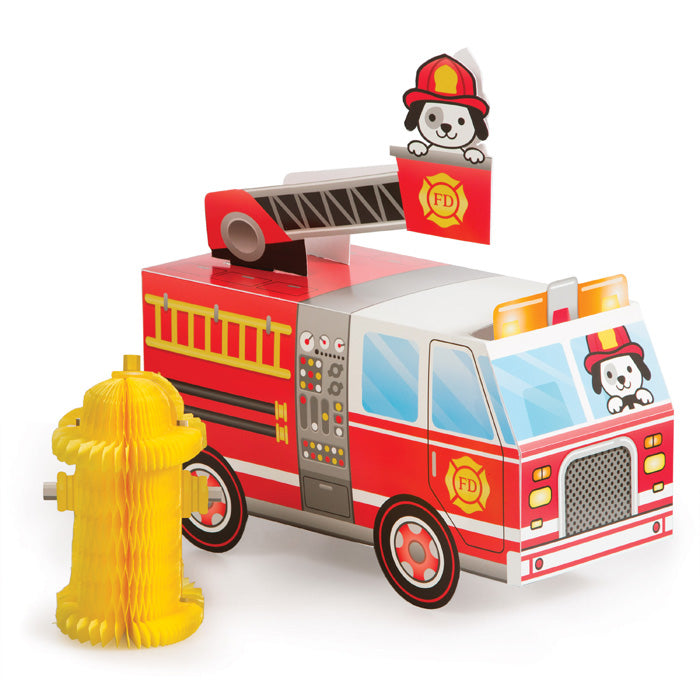 Party Pinata Fire Engine