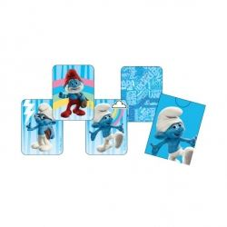 The Smurfs Party Favour Snap Card Game