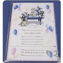 My Blue Nose Friends Party Invitations