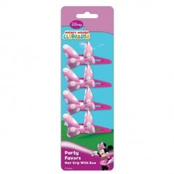 Disney Minnie Mouse Party Favour Hair Slides