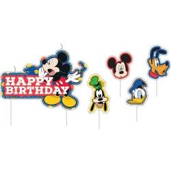 Disney Mickey Mouse Awesome Party Candles Kit