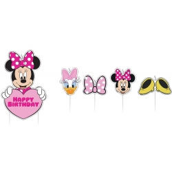 Disney Minnie Mouse Party Candles