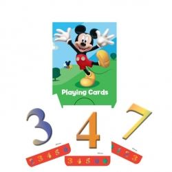 Mickey Mouse Party Snap Number  Game