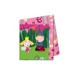 Ben And Hollys Little Kingdom Pink Party Napkins
