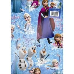Disney Frozen Gift Wrap