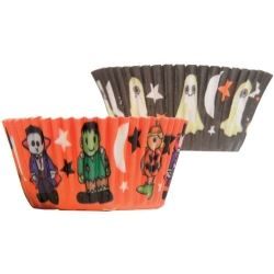 Lovely Chubblies Mini Halloween Cup Cake Cases