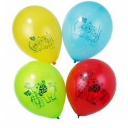 Tinga Tinga Tales Party Balloons