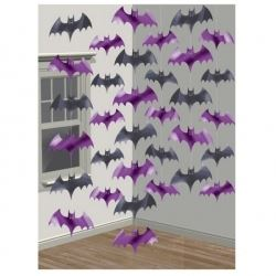 Halloween Party Bat Hanging String Decorations