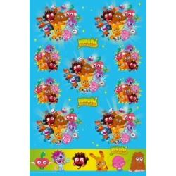 Moshi Monsters Party Tablecovers