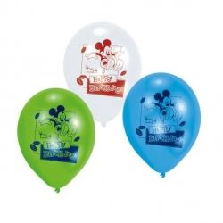 Disney Mickey Mouse Party Balloons