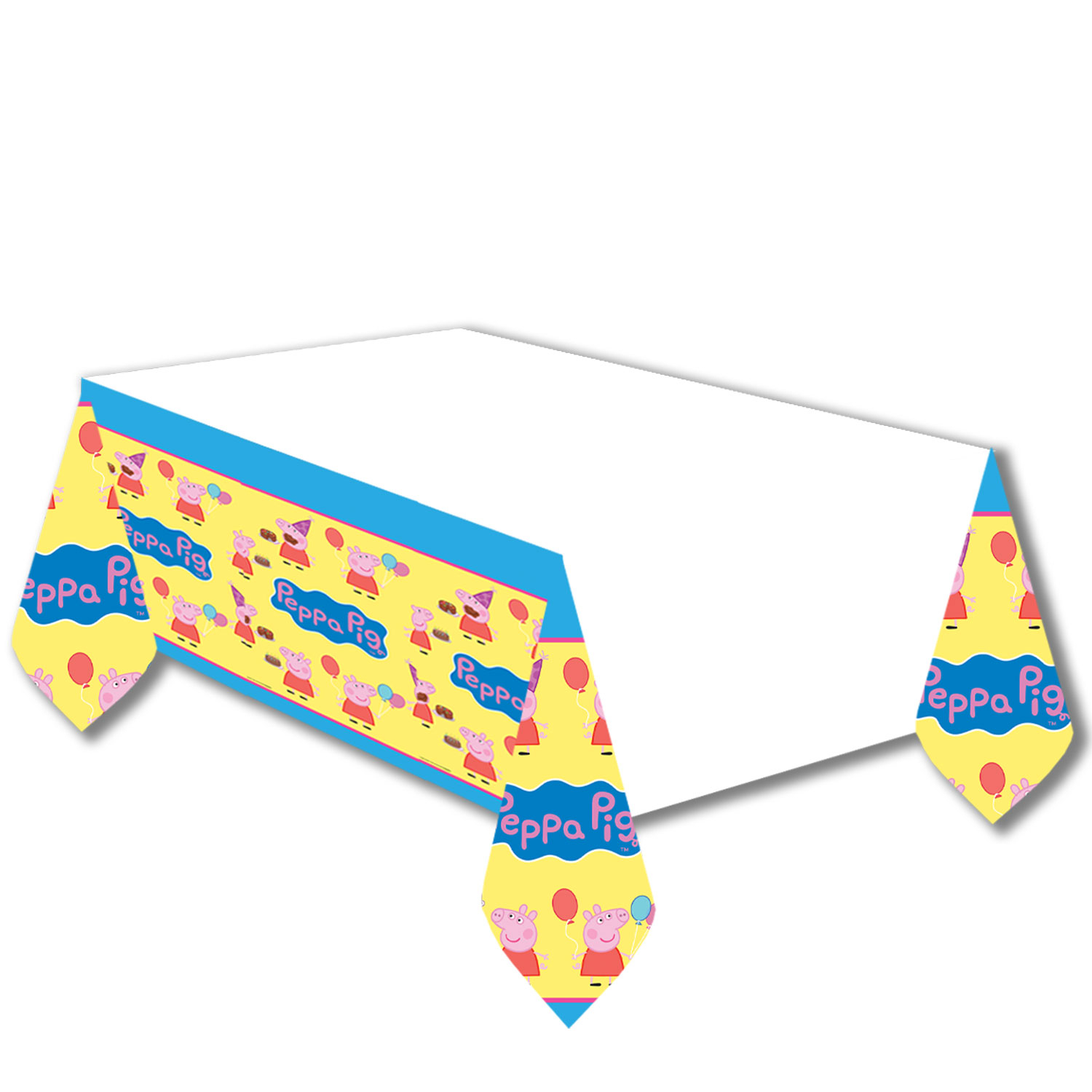 Peppa Pig Party Tablecovers