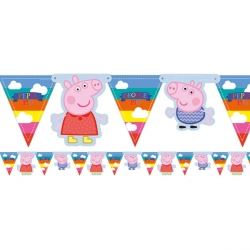 Peppa Pig Party Jointed Banners