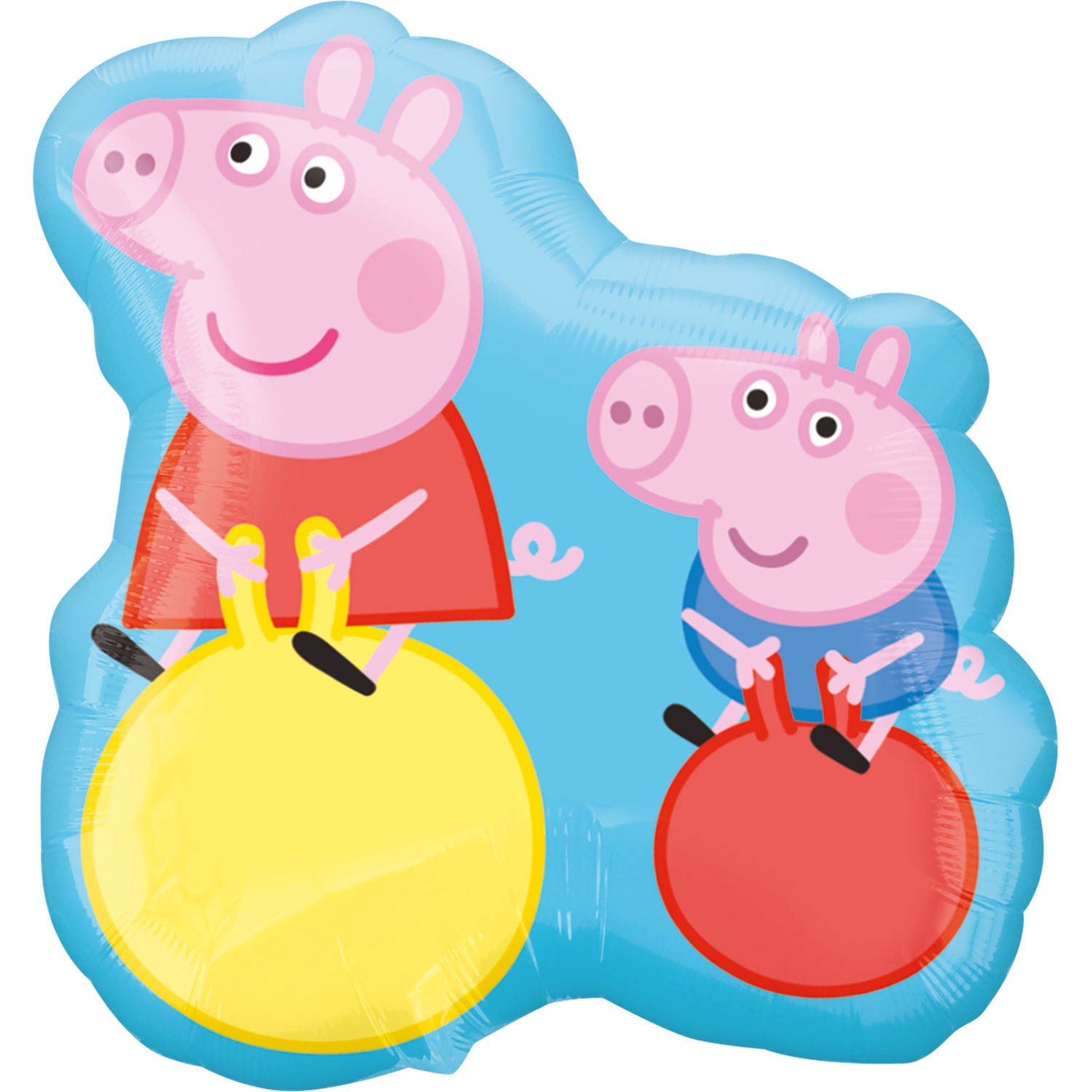 Peppa Pig Space Hopper SuperShape Party Balloon