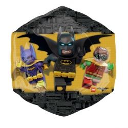LEGO Batman Movie Supershape Foil Party Balloon