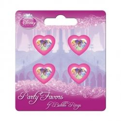 Disney Princess Party Bubble Rings
