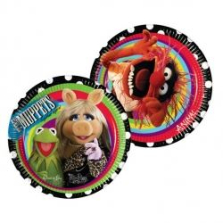Muppet Party Plates