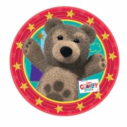 Little Charley Bear Party Plates