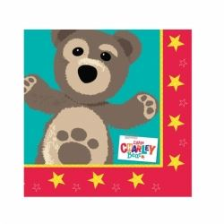 Little Charley Bear Party Napkins