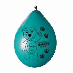 Little Charley Bear Latex Party Balloons