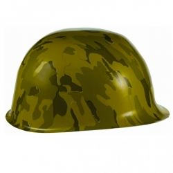 Camouflage Party Hat
