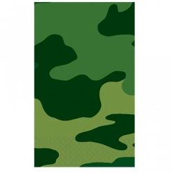 Camouflage Party Tablecovers