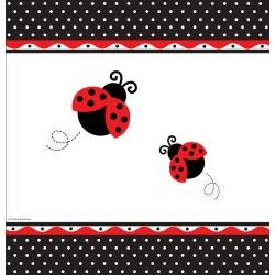 Little Ladybird Party Tablecover