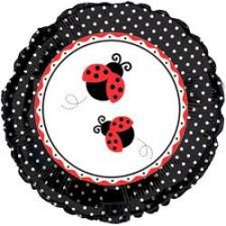 Little Ladybird Party Foil Balloon