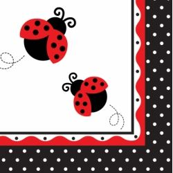 Little Ladybird Party Napkin