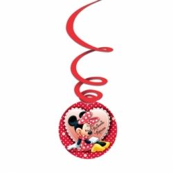 Disney Minnie Mouse Party Swirls