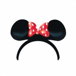 Disney Minnie Mouse Daisies Ears