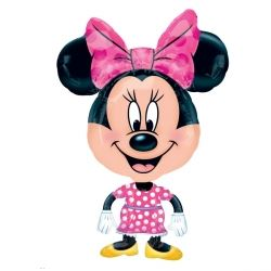 Disney Minnie Mouse Airwalker Buddy Foil Balloons