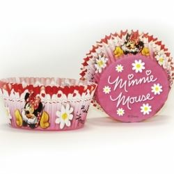 Disney Minnie Mouse Party Cupcake Cases