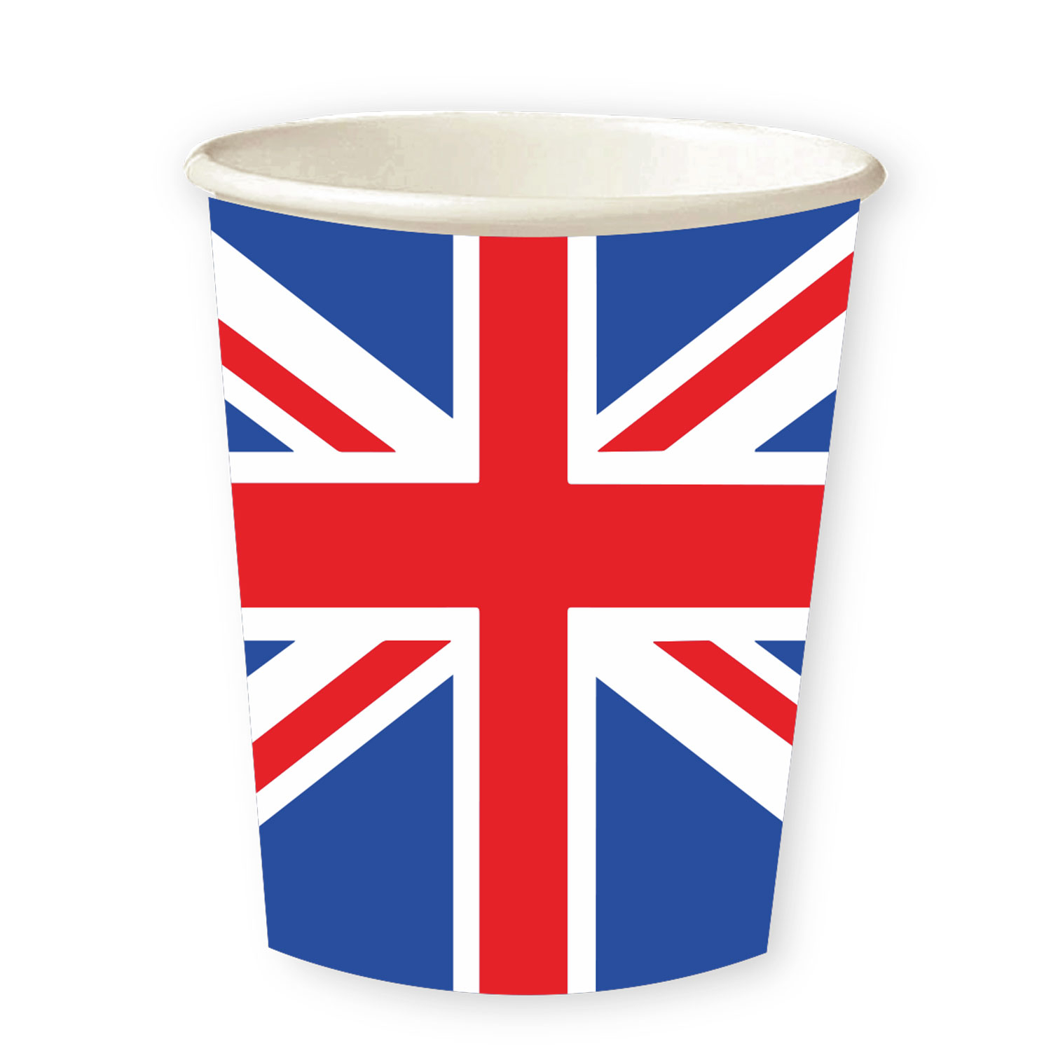 Great Britain  Party Cups (8)