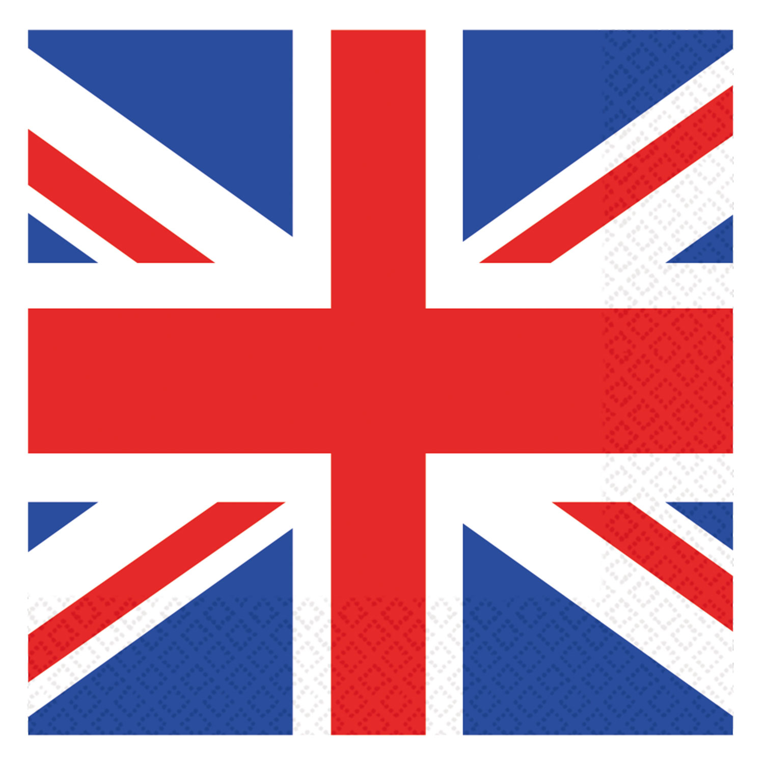 Great Britain Party Napkins