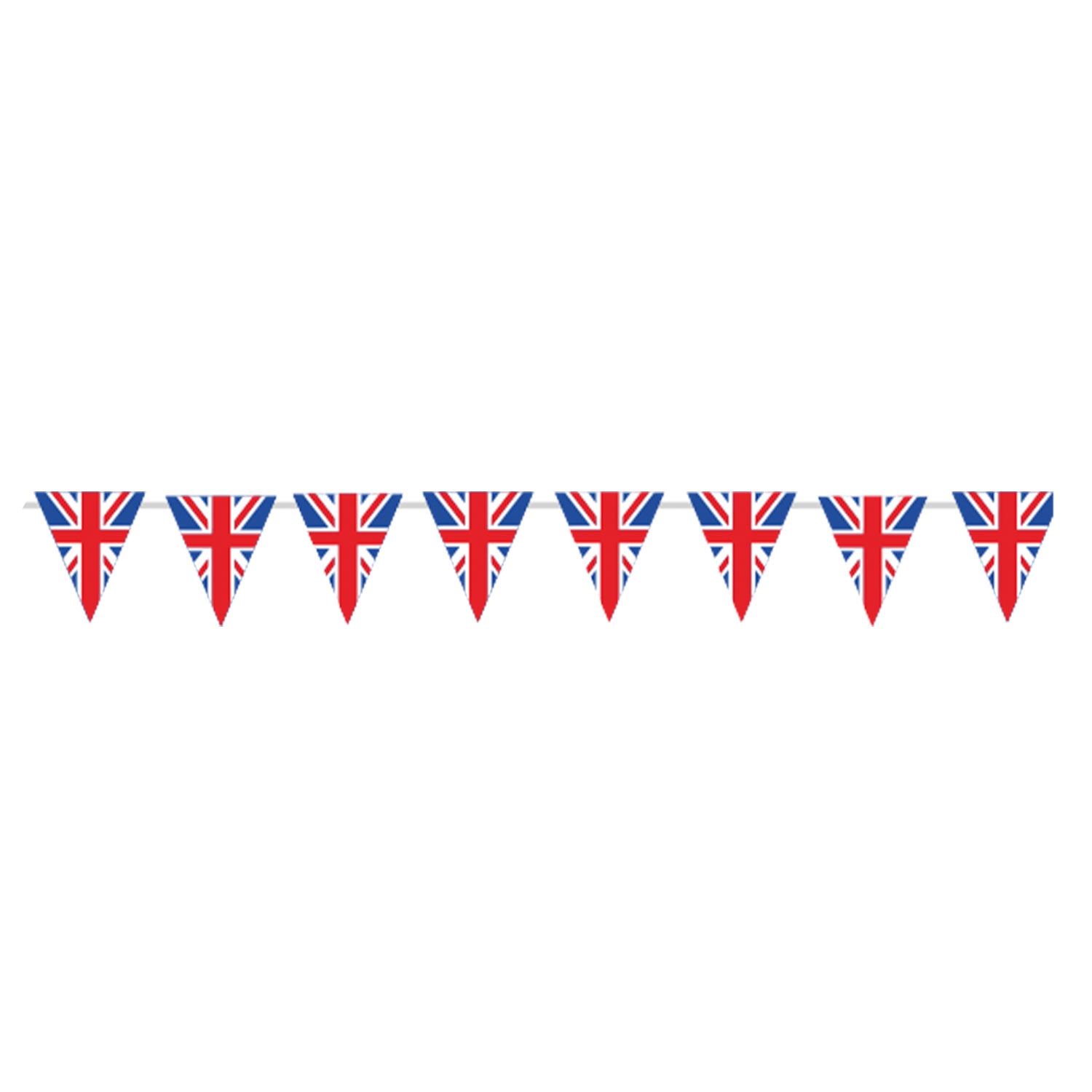 Great Britain Party Flag Bunting