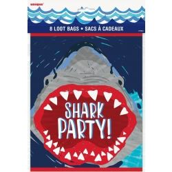 Shark Party Bags