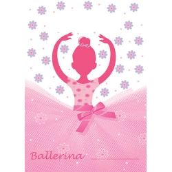 Tutu Much Fun Ballerina Party Bags