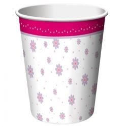 Tutu Much Fun Ballerina Party Cups