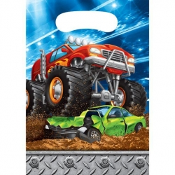 Monster Truck Rally Party Bags
